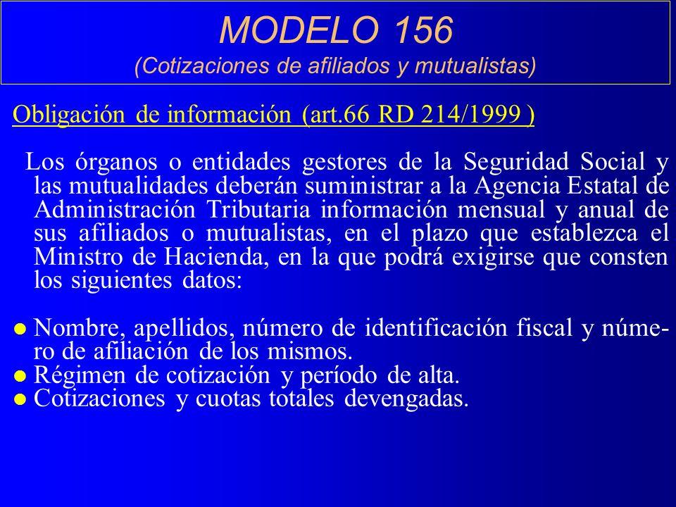 (Cotizaciones de afiliados y mutualistas)