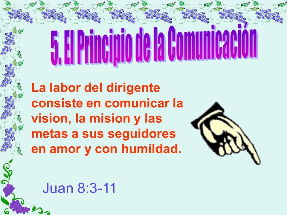 5. El Principio de la Comunicación