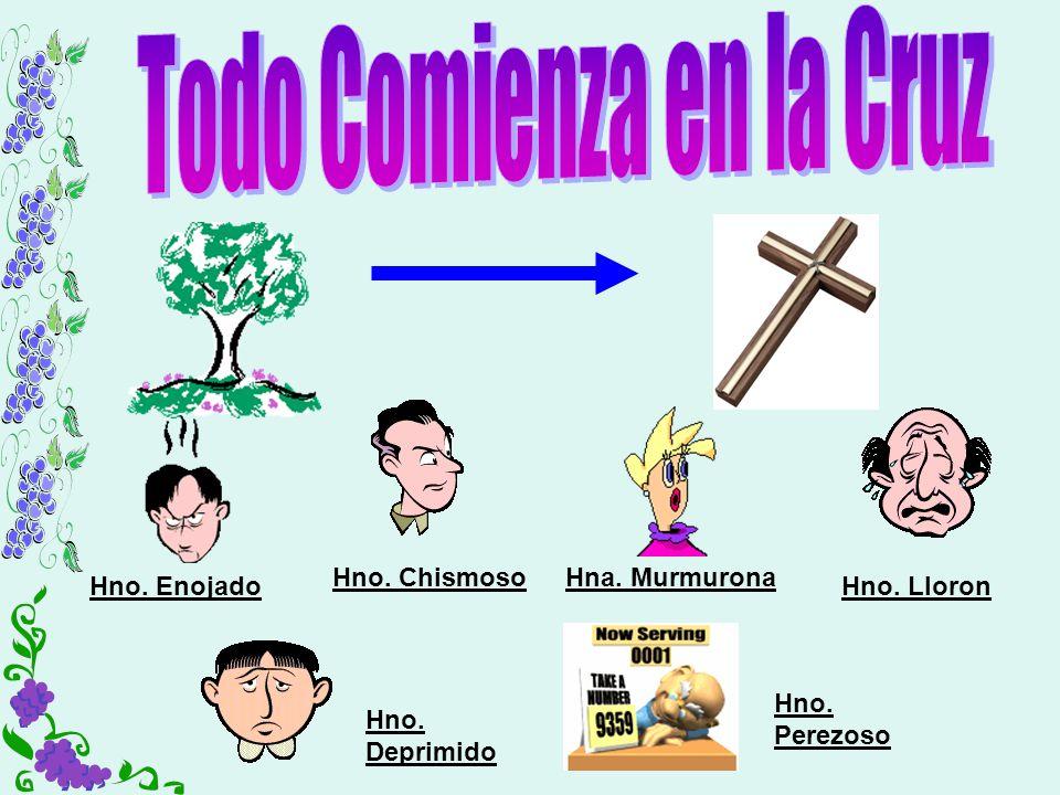 Todo Comienza en la Cruz