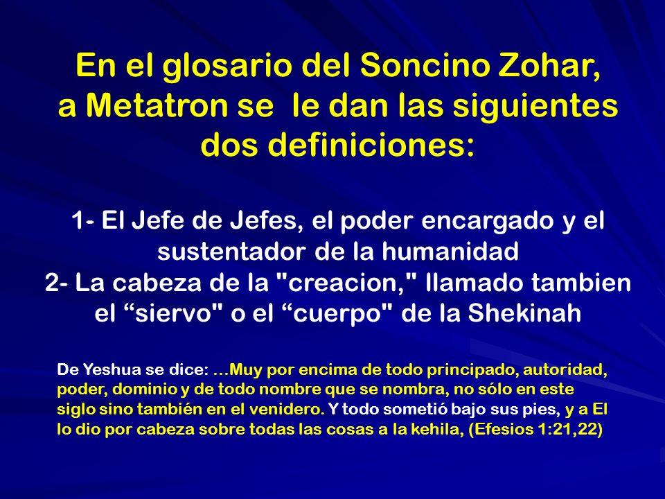En el glosario del Soncino Zohar,