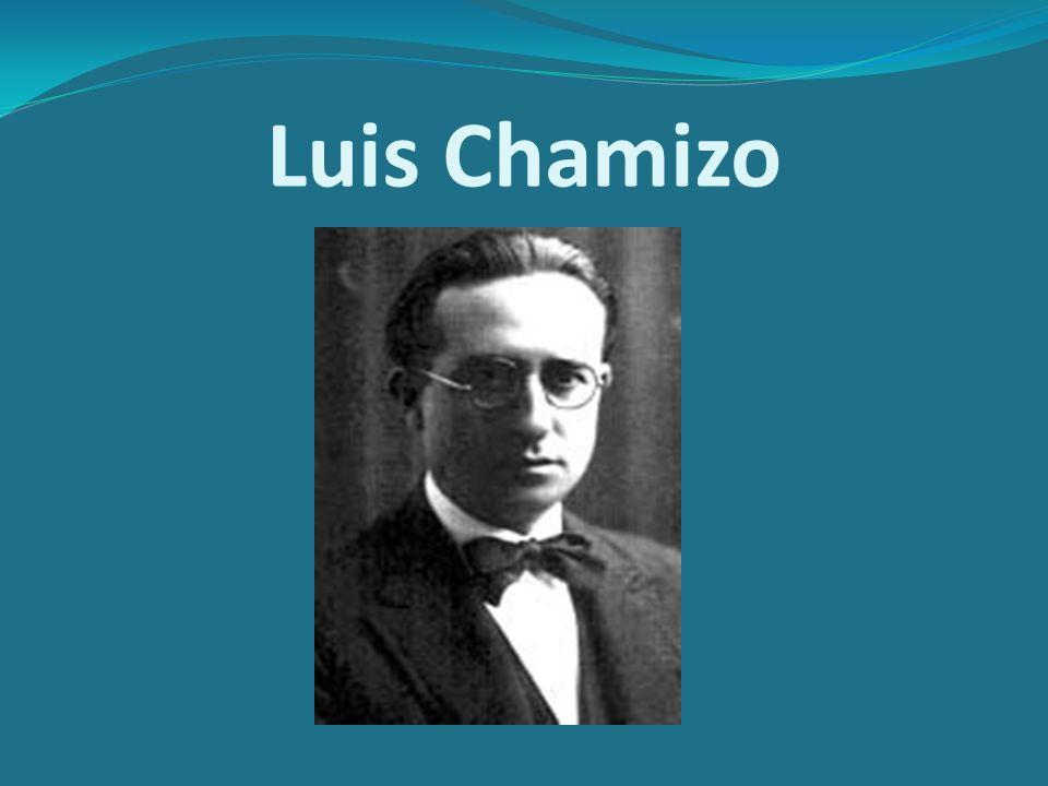 Luis Chamizo