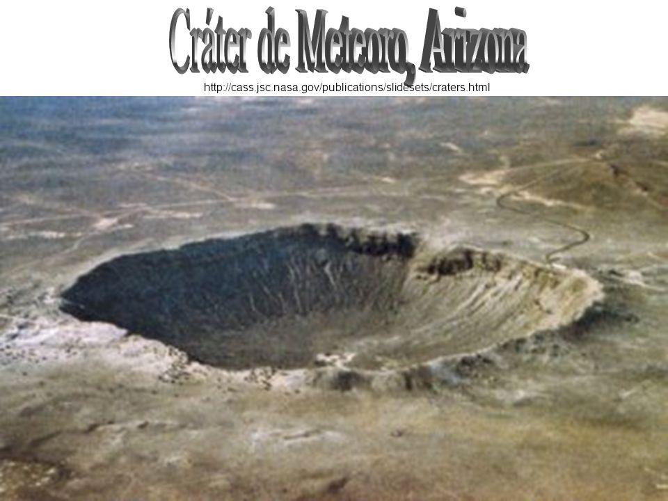 Cráter de Meteoro, Arizona