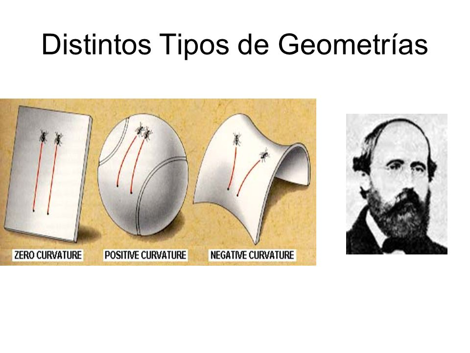 Distintos Tipos de Geometrías