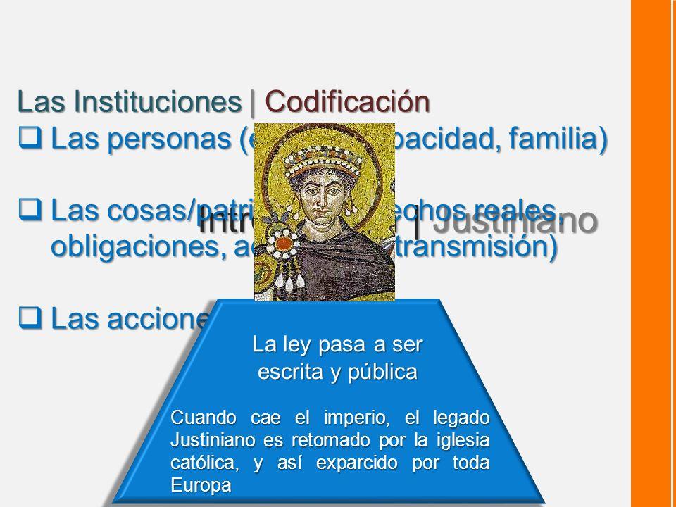 Introducción | Justiniano