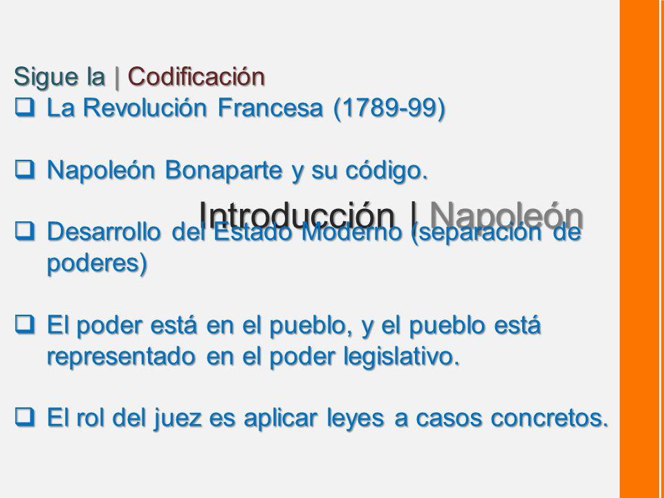 Introducción | Napoleón