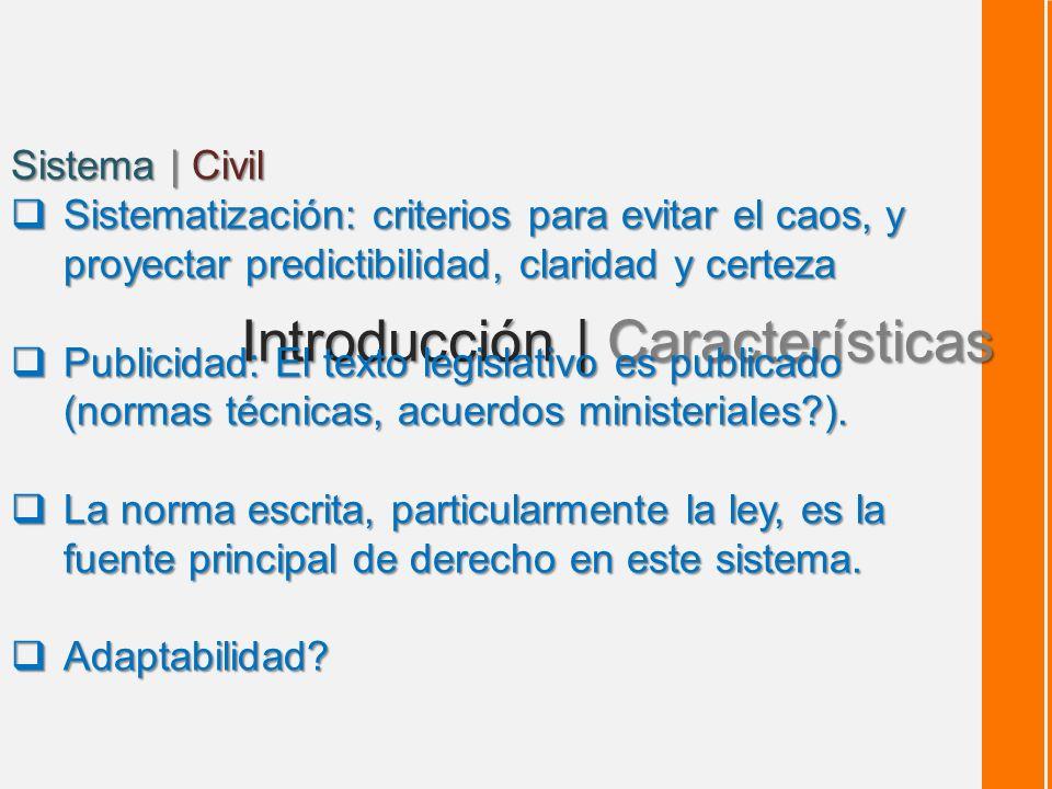 Introducción | Características