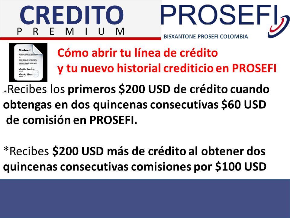 CREDITO Cómo abrir tu línea de crédito
