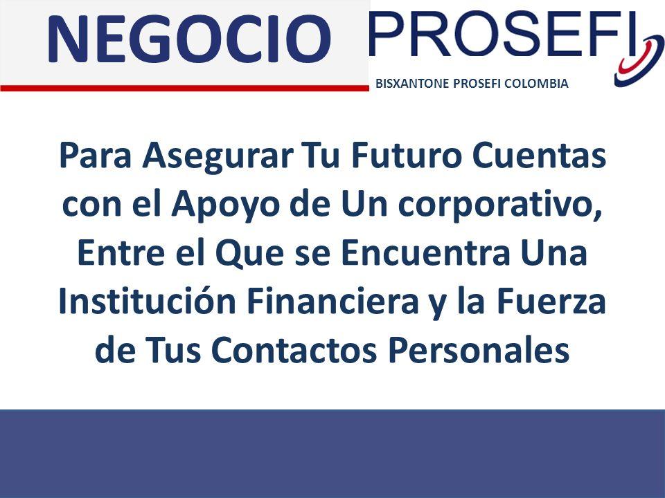 Institución Financiera y la Fuerza de Tus Contactos Personales