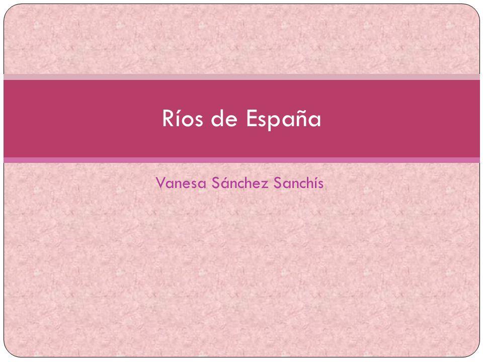 Vanesa Sánchez Sanchís