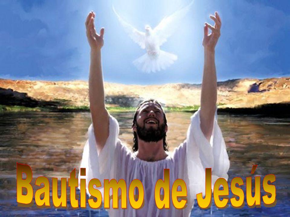 Bautismo de Jesús