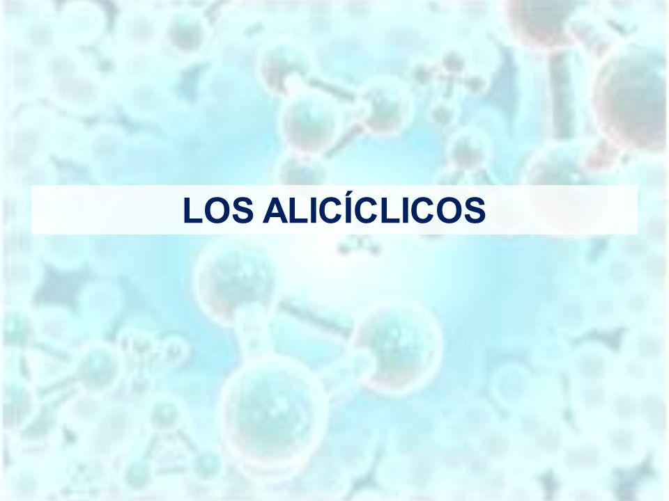 LOS ALICÍCLICOS