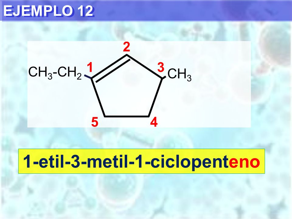 1-etil-3-metil-1-ciclopenteno