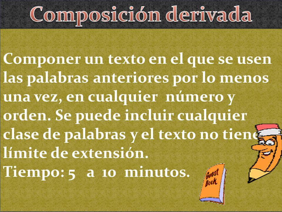 Composición derivada