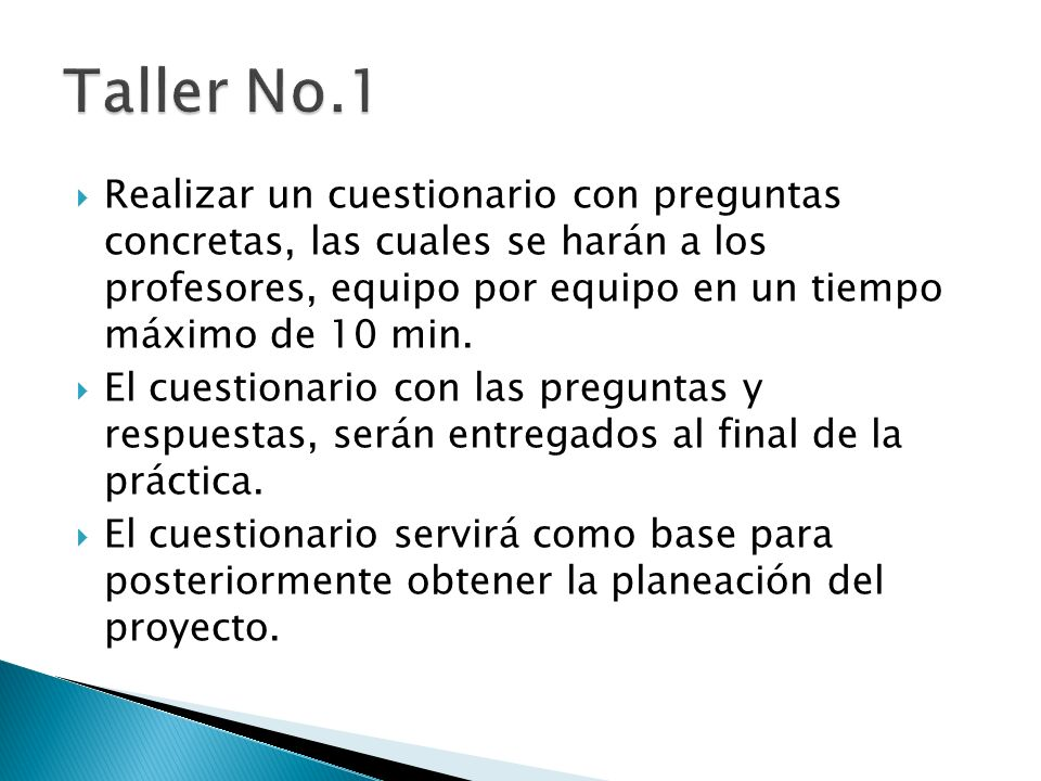 Taller No.1