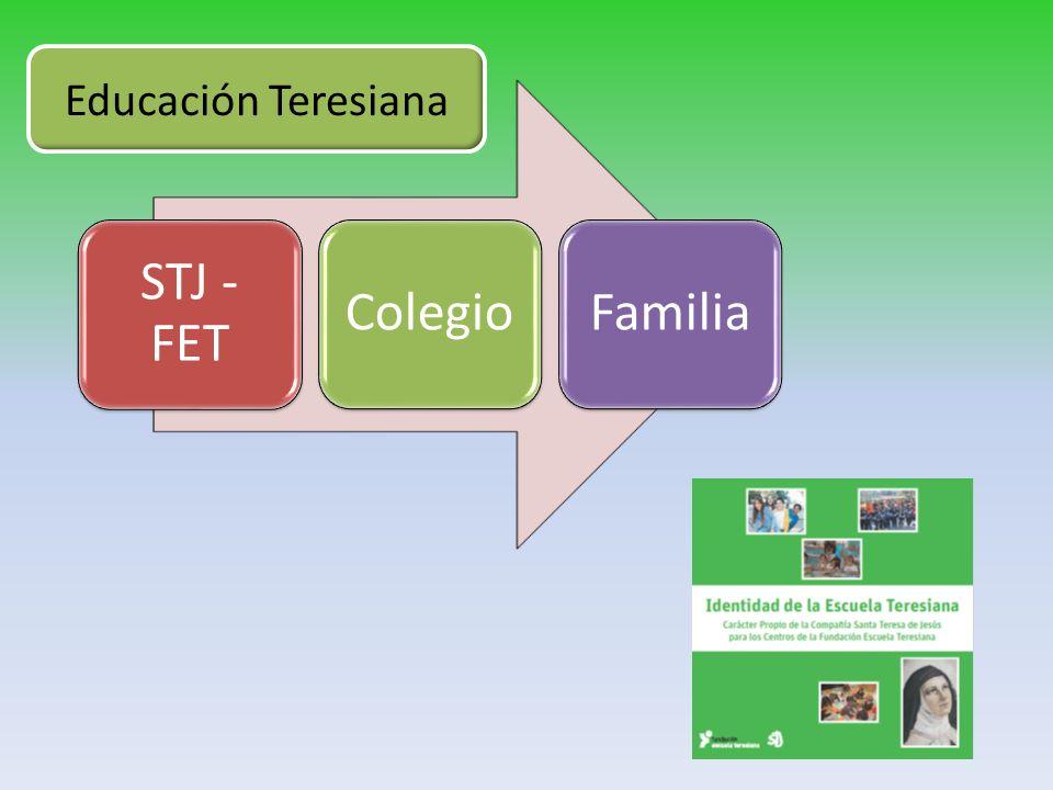 Educación Teresiana STJ - FET Colegio Familia