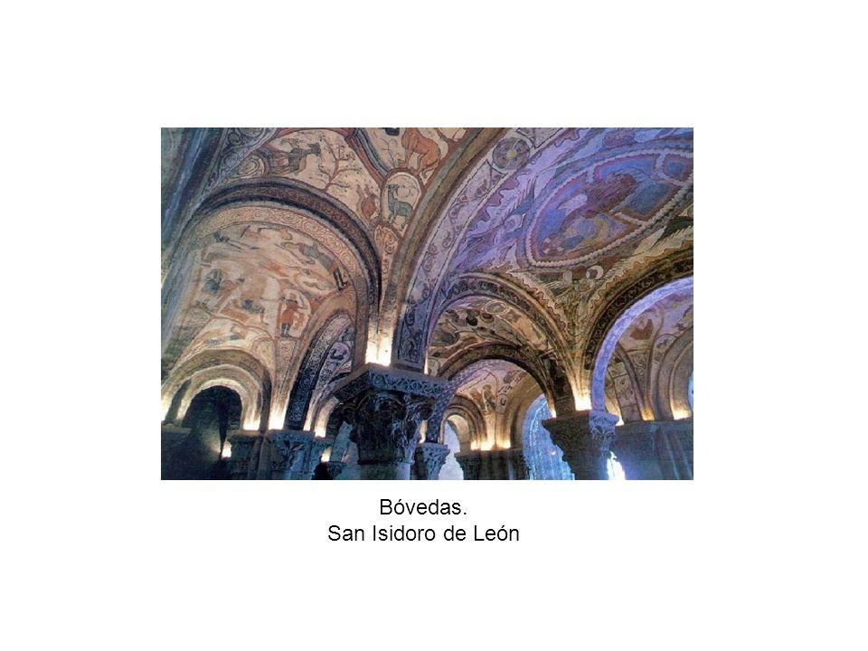 Bóvedas. San Isidoro de León