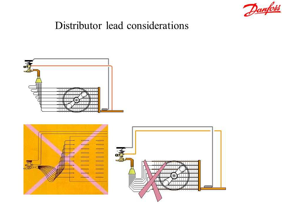 Distributor lead considerations