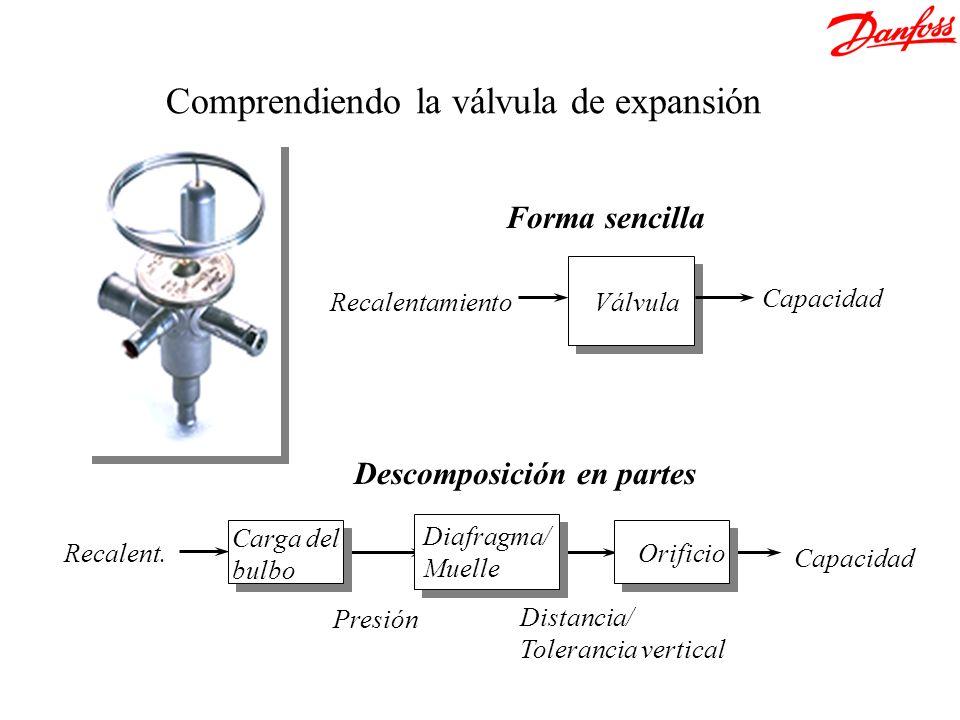 Comprendiendo la válvula de expansión
