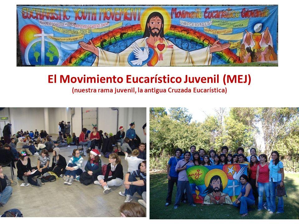 El Movimiento Eucarístico Juvenil (MEJ)