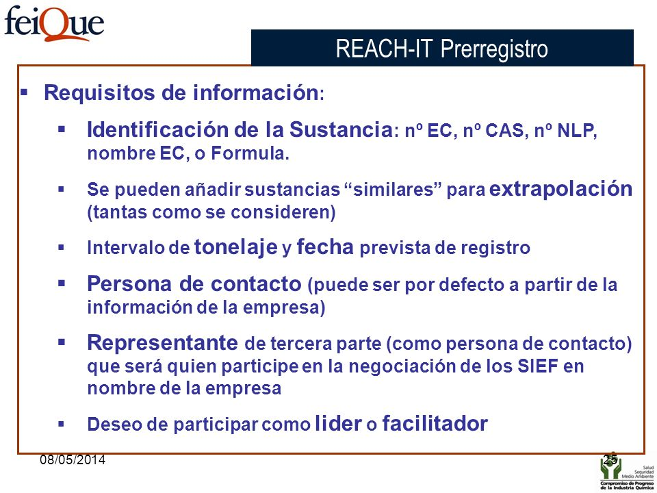 REACH-IT Prerregistro