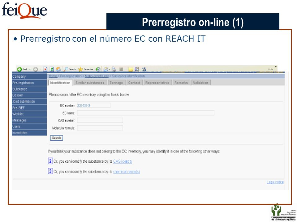 Prerregistro on-line (1)