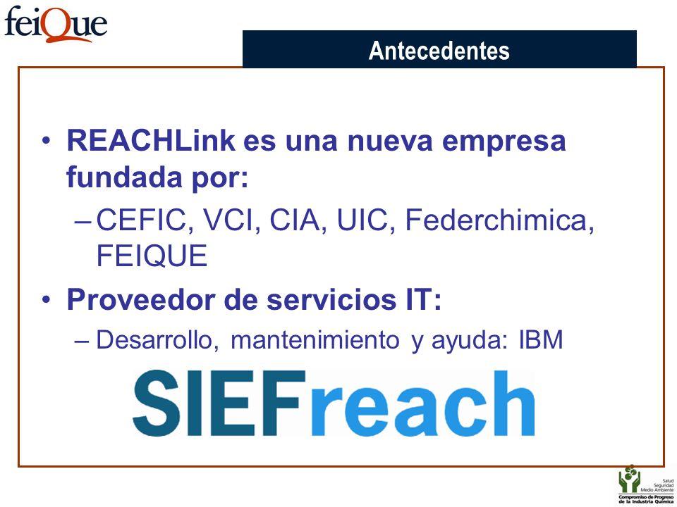 REACHLink es una nueva empresa fundada por: