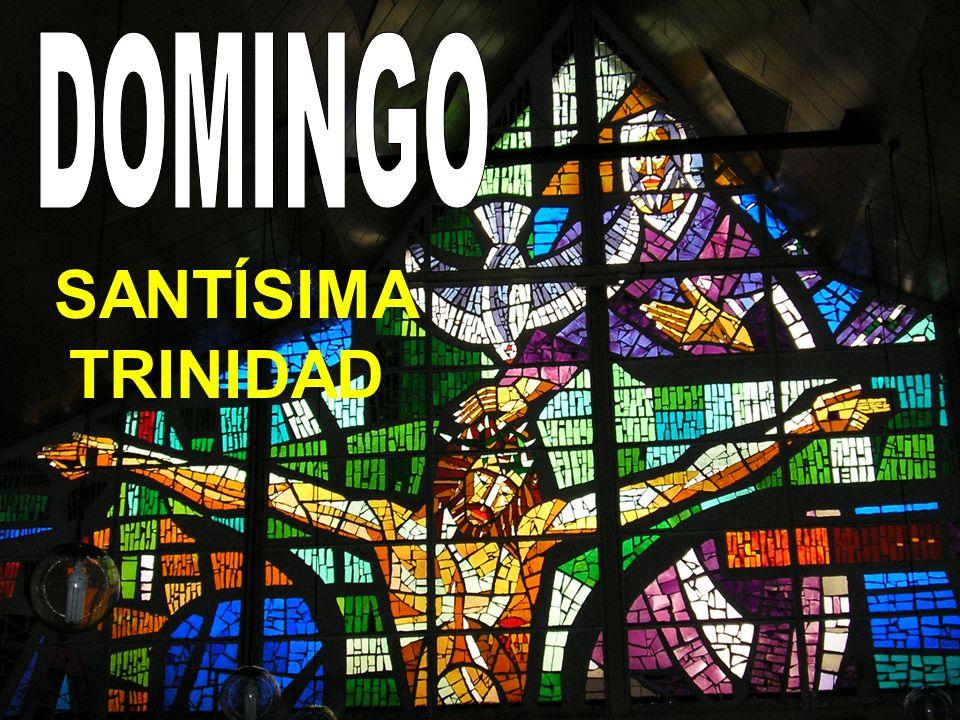 DOMINGO SANTÍSIMA TRINIDAD