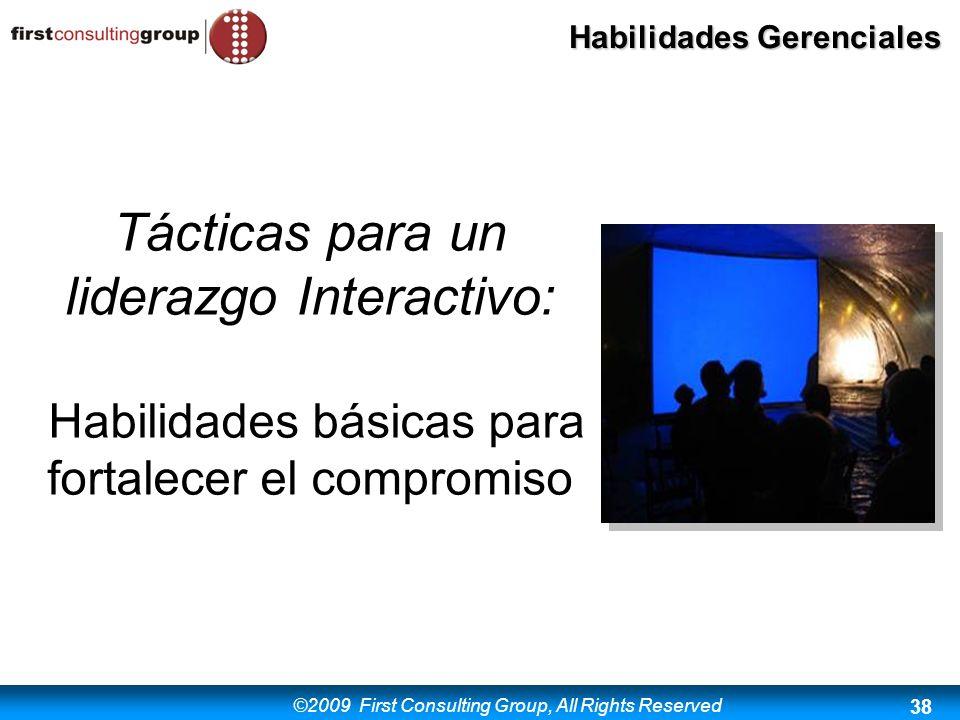 liderazgo Interactivo: