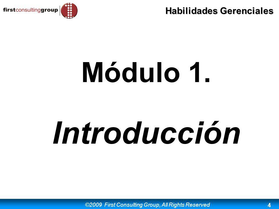 Módulo 1. Introducción