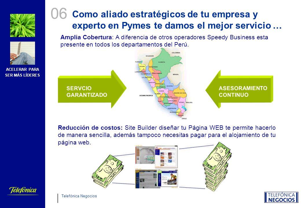 07 MAD-016247050606 (BOR Pres Operadoras) (V3) El crecimiento a través de aplicaciones WEB te dará esa ventaja competitiva …