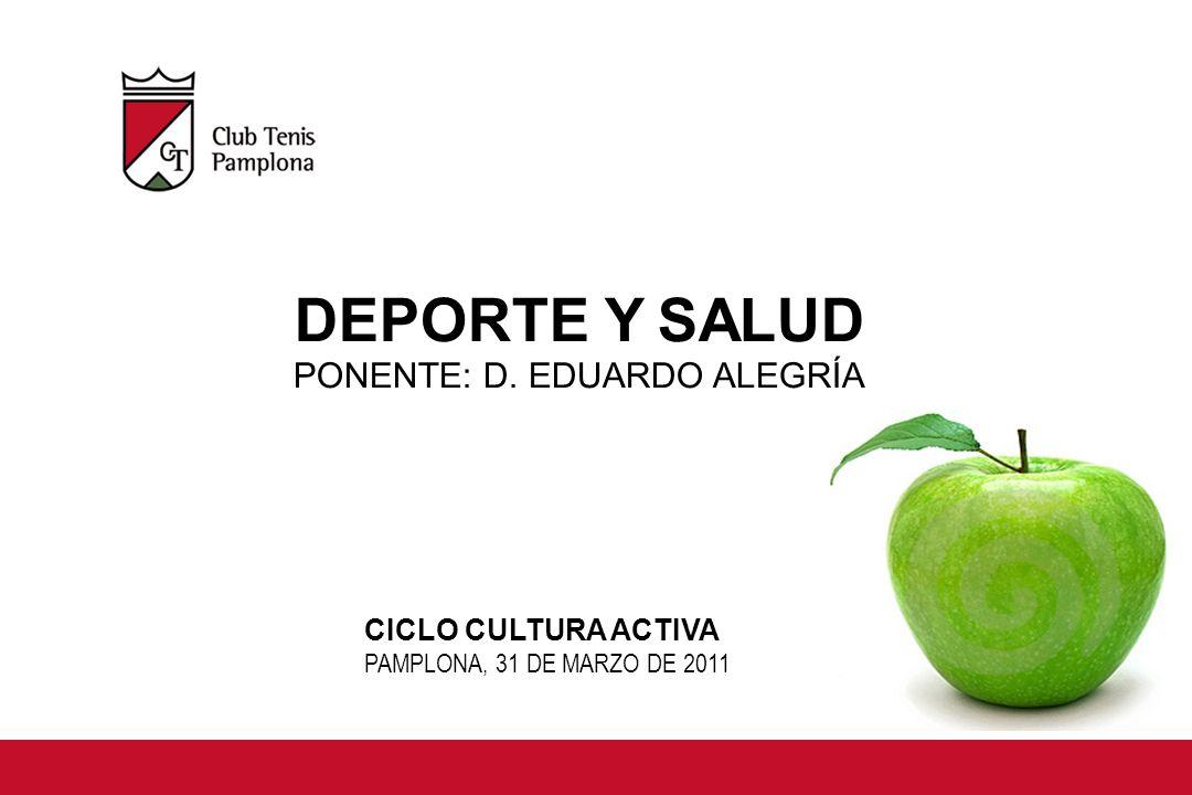 PONENTE: D. EDUARDO ALEGRÍA