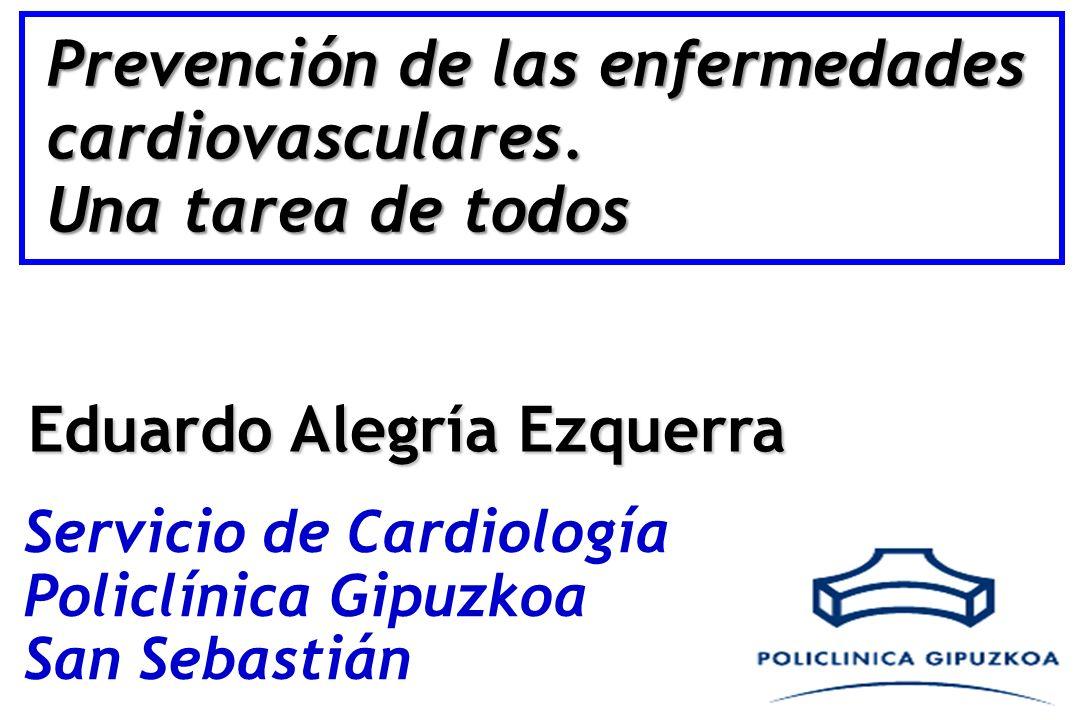Prevención de las enfermedades cardiovasculares. Una tarea de todos