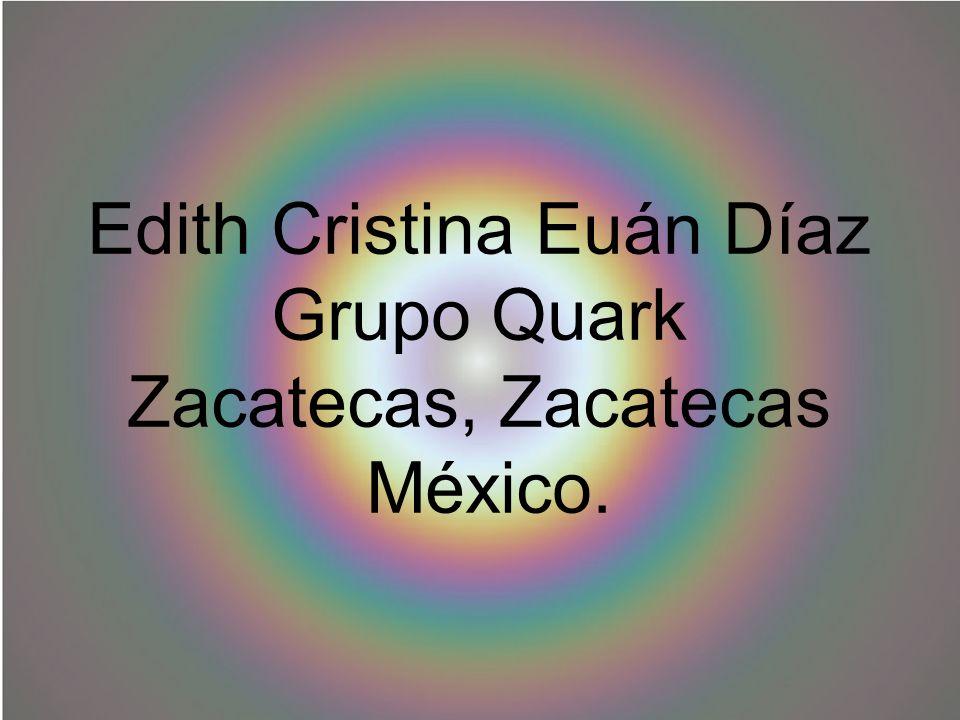 Edith Cristina Euán Díaz
