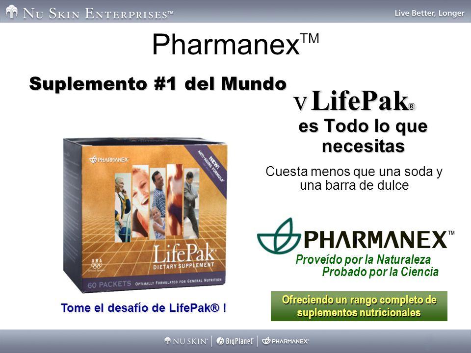LifePak® es Todo lo que necesitas