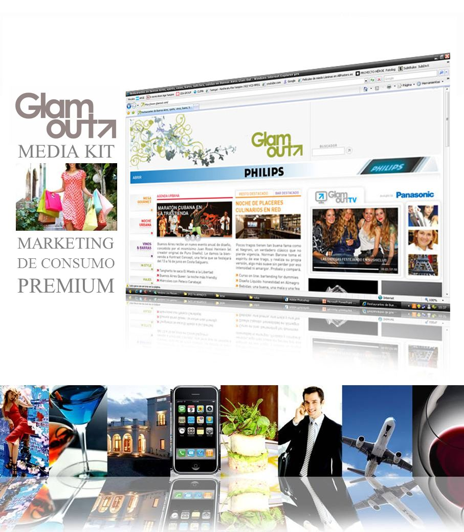 MEDIA KIT MARKETING DE CONSUMO PREMIUM