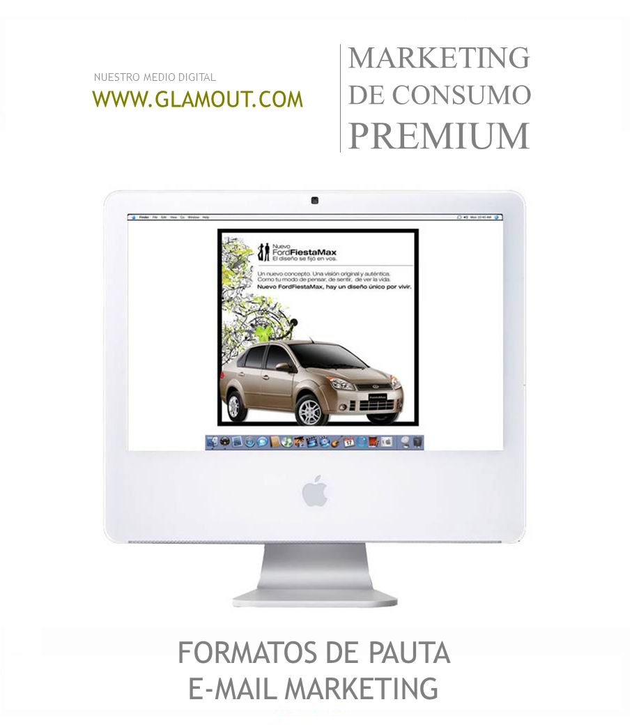 FORMATOS DE PAUTA E-MAIL MARKETING