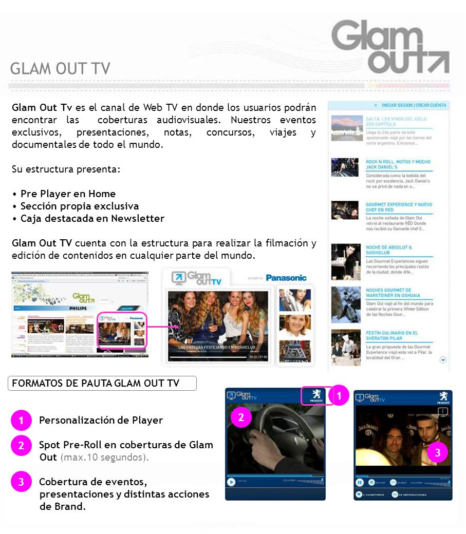 GLAM OUT TV