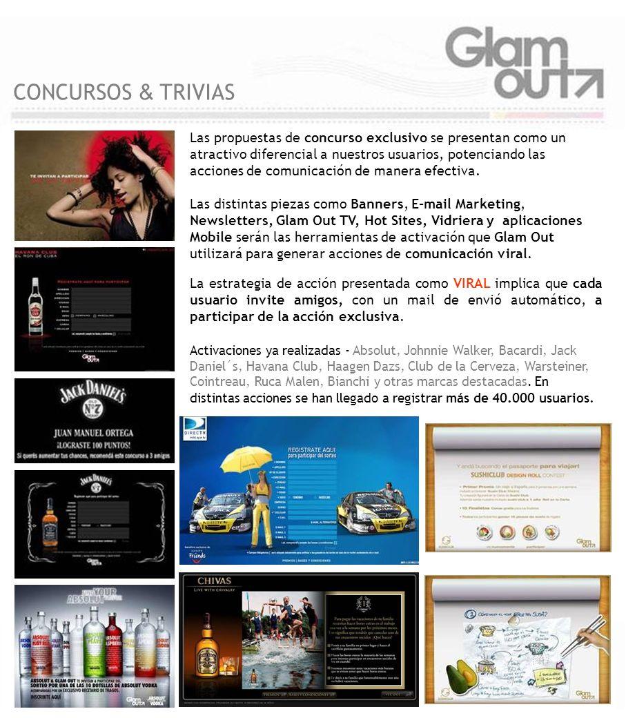 CONCURSOS & TRIVIAS