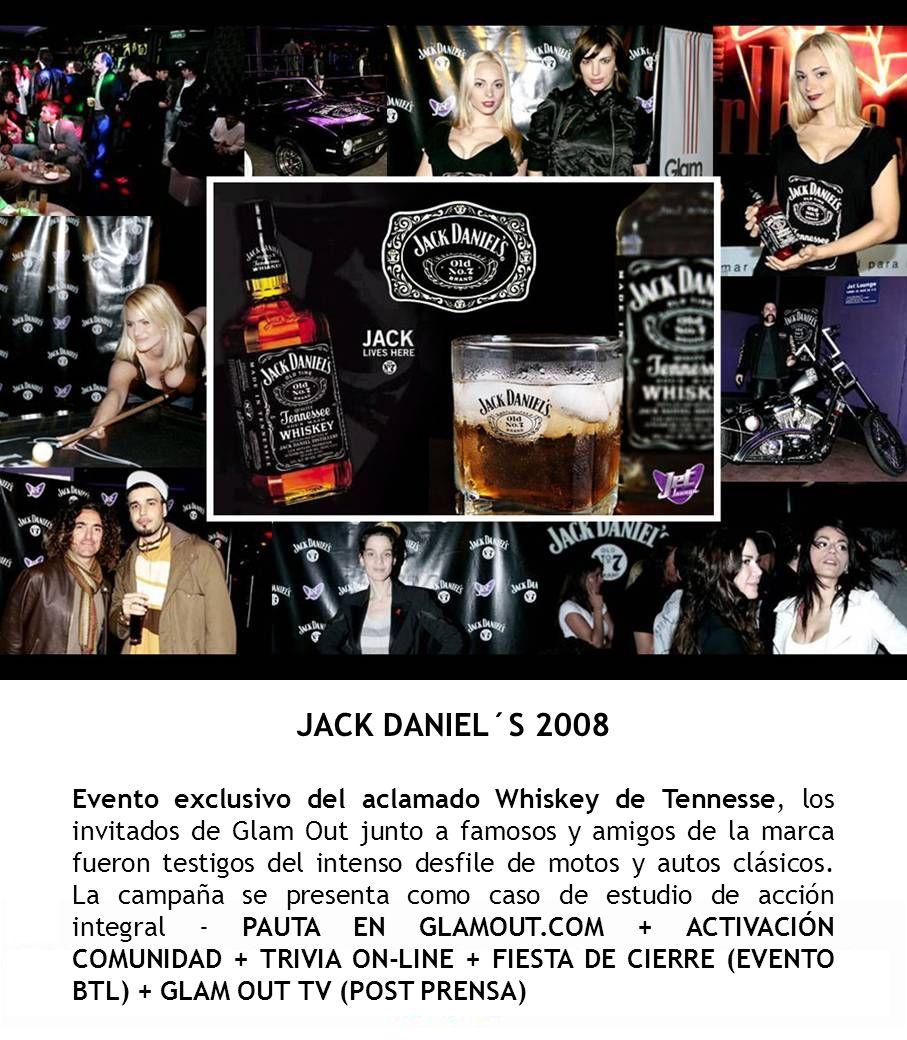 JACK DANIEL´S 2008