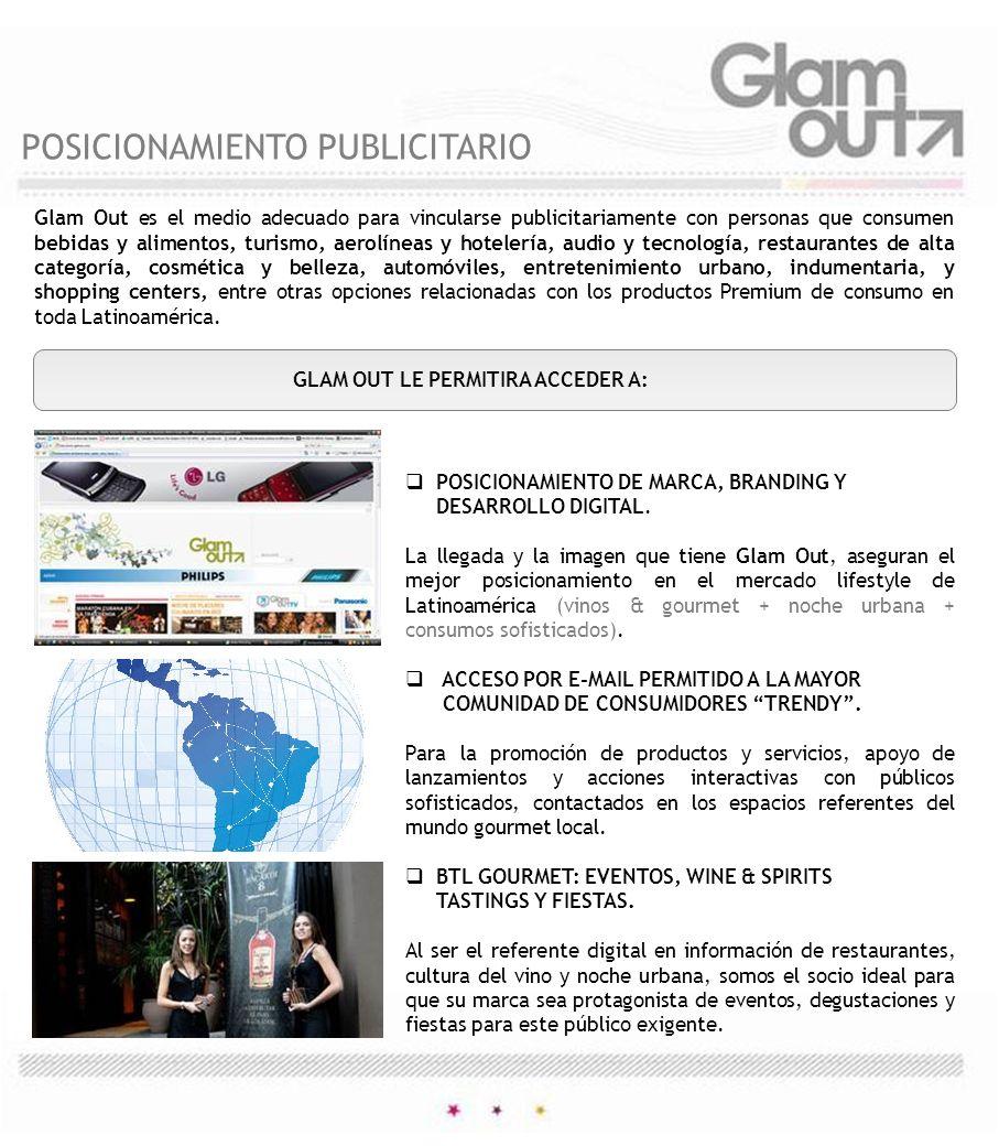 POSICIONAMIENTO PUBLICITARIO