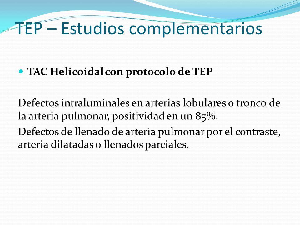TEP – Estudios complementarios