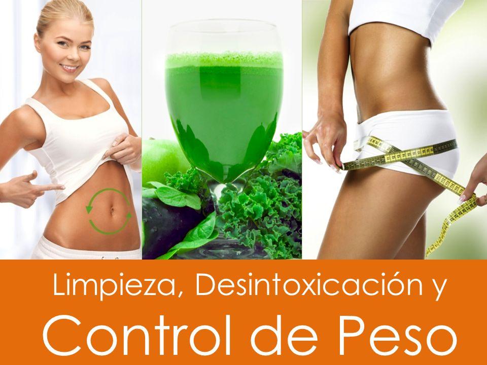 Limpieza, Desintoxicación y Control de Peso