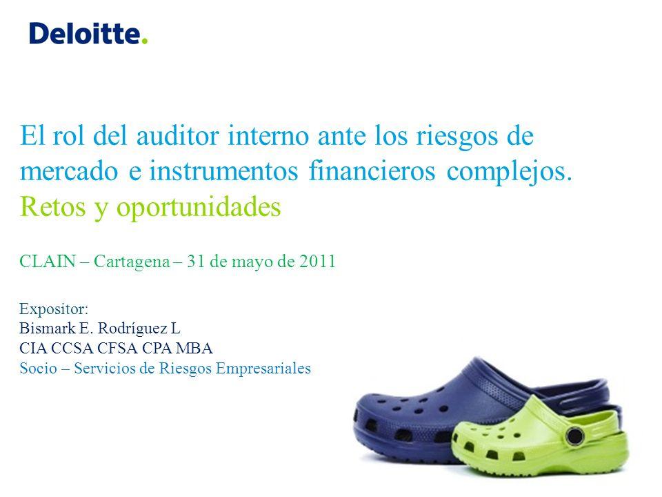 Agenda Introducción. Instrumentos financieros tradicionales y no tradicionales. Un vistazo a las NIIF's.