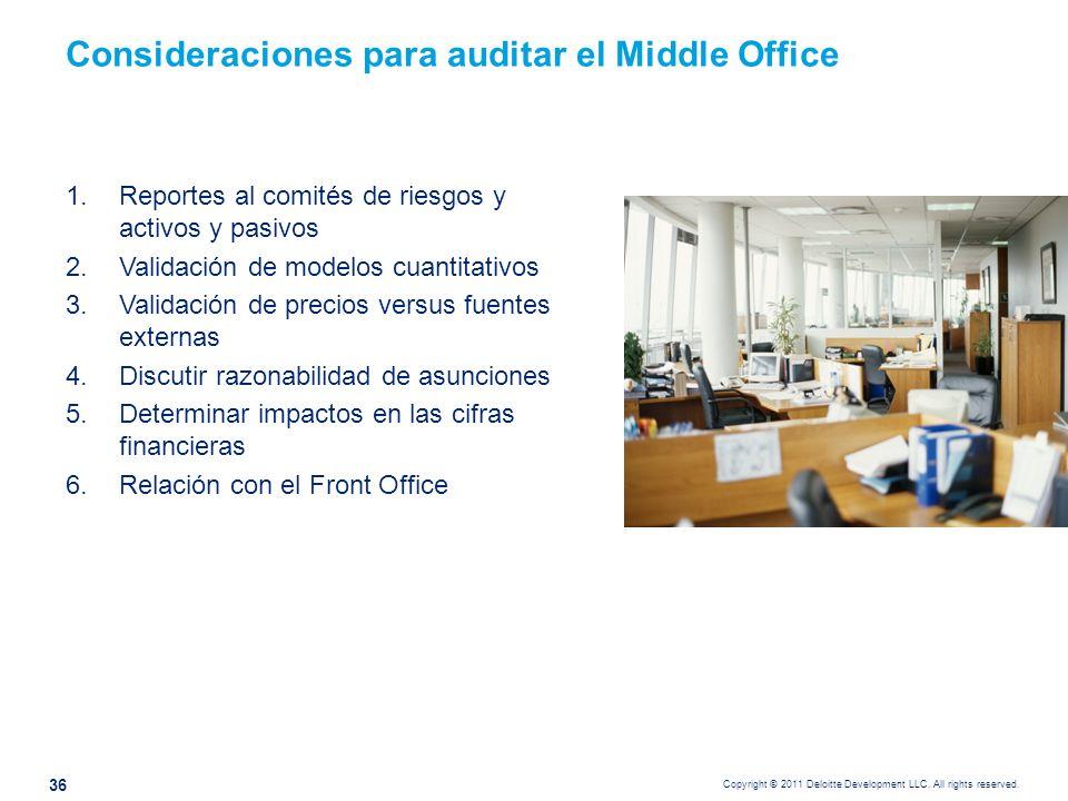 Impacto en el enfoque de auditoría