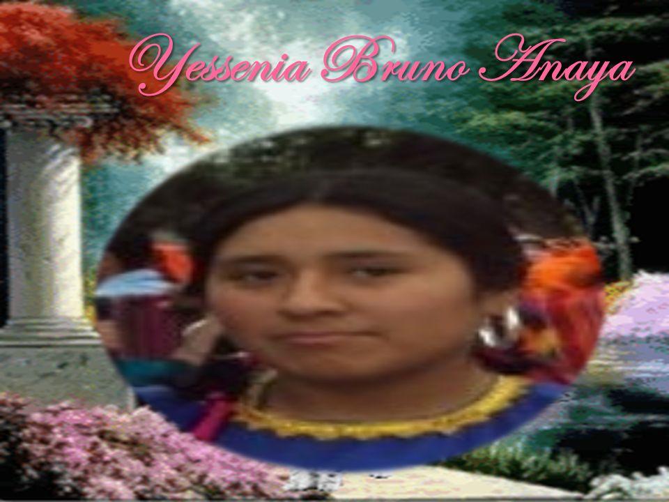 Yessenia Bruno Anaya