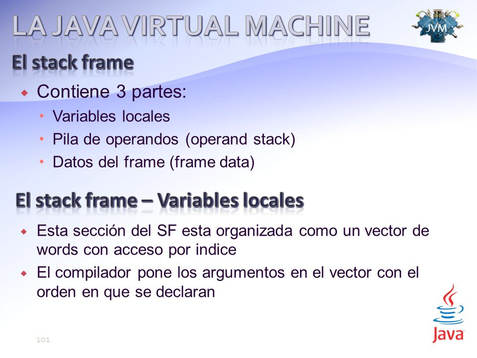 LA Java Virtual Machine