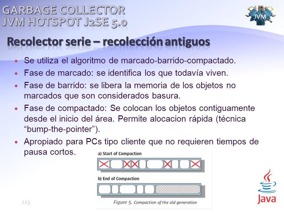 Recolector serie – recolección antiguos