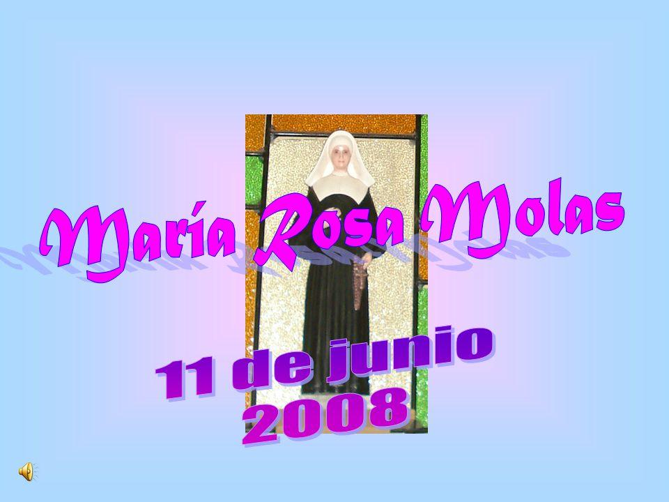 María Rosa Molas 11 de junio 2008