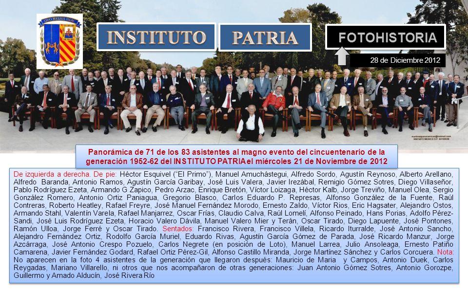 INSTITUTO PATRIA FOTOHISTORIA