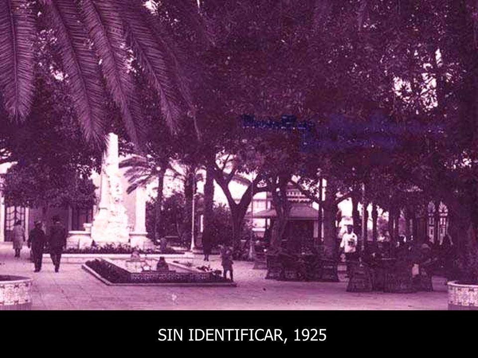 SIN IDENTIFICAR, 1925